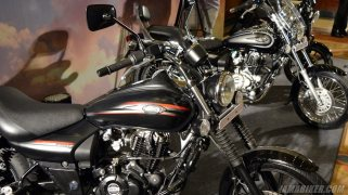 New Bajaj Avenger 220