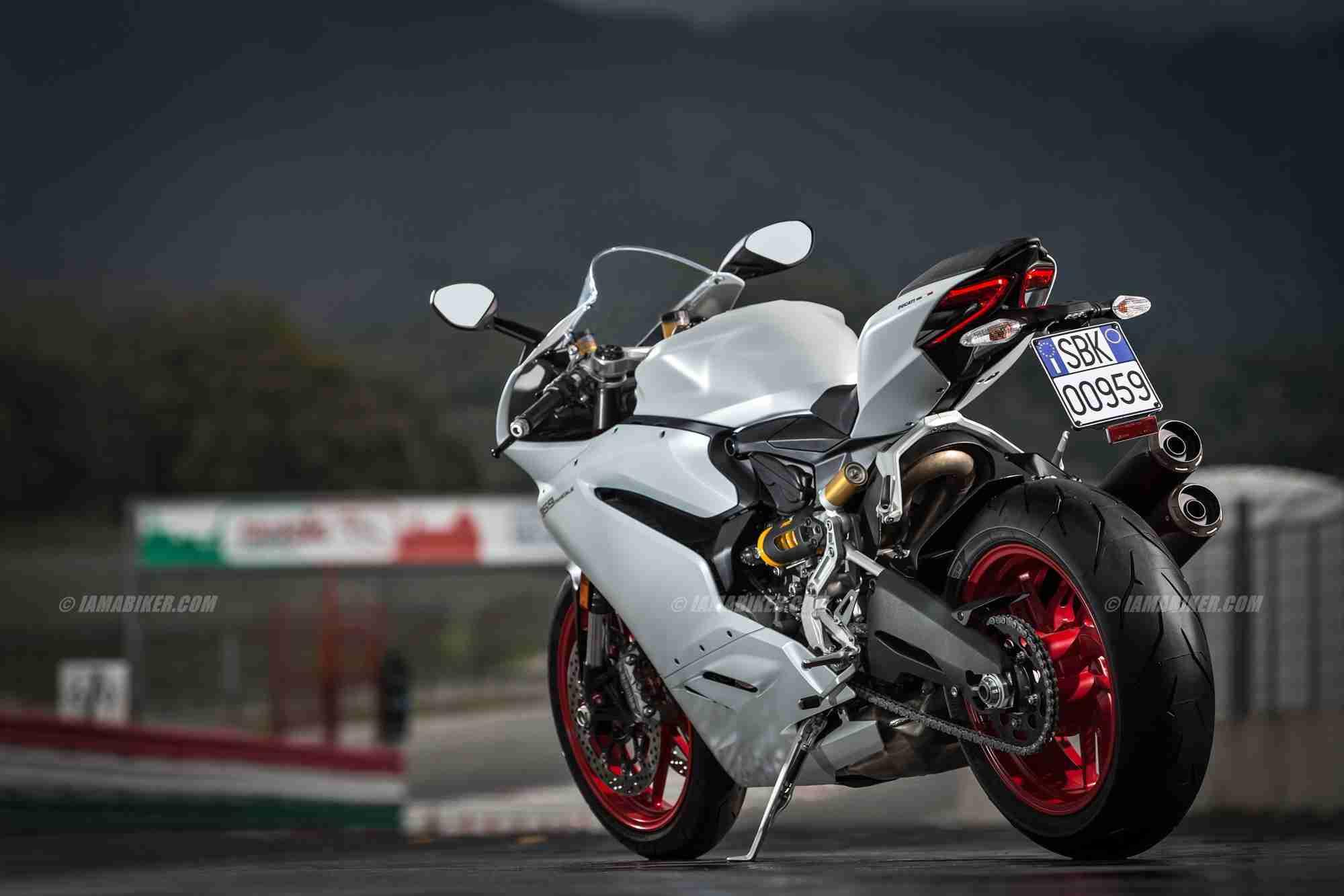 2016 Ducati 959 PANIGALE static