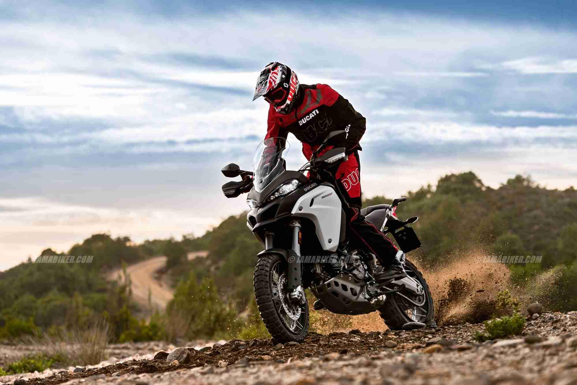 2016 Ducati MULTISTRADA 1200 ENDURO