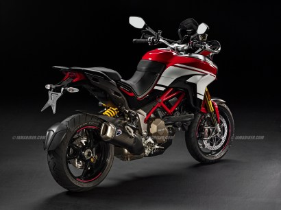 2016 Ducati MULTISTRADA 1200 PIKES PEAK rear