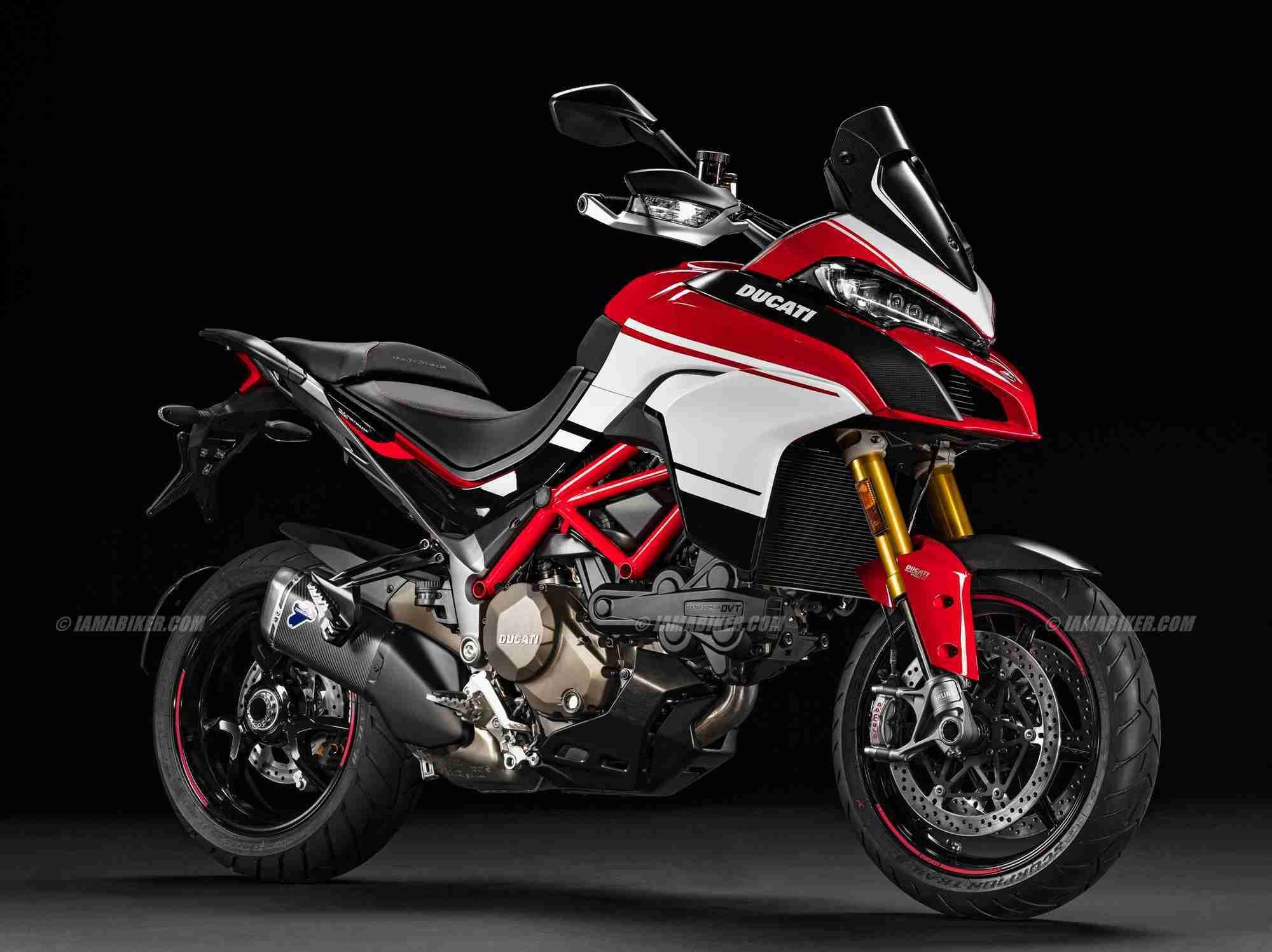 2016 Ducati MULTISTRADA 1200 PIKES PEAK