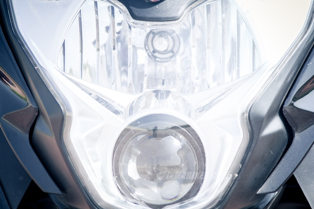 Pulsar AS 200 projector headlight