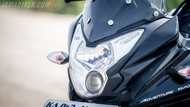 Pulsar AS 200 review key features and VFM