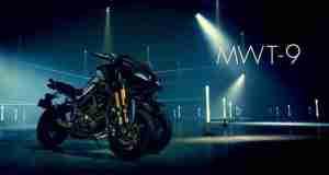 Yamaha MWT-9 trike