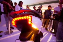 Ather Energy - S340 electric scooter LED brake light with indicator