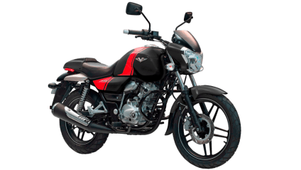 Bajaj V Black colour option