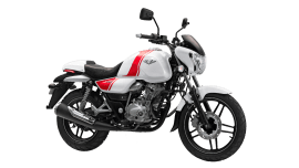 Bajaj V Black white colour option