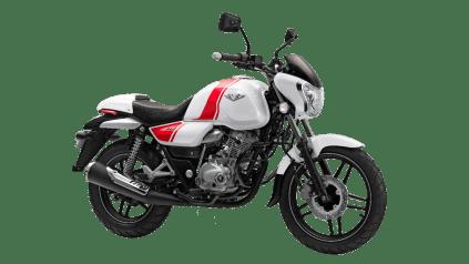 Bajaj V Black white colour option