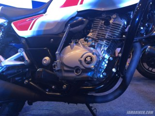 Bajaj V engine