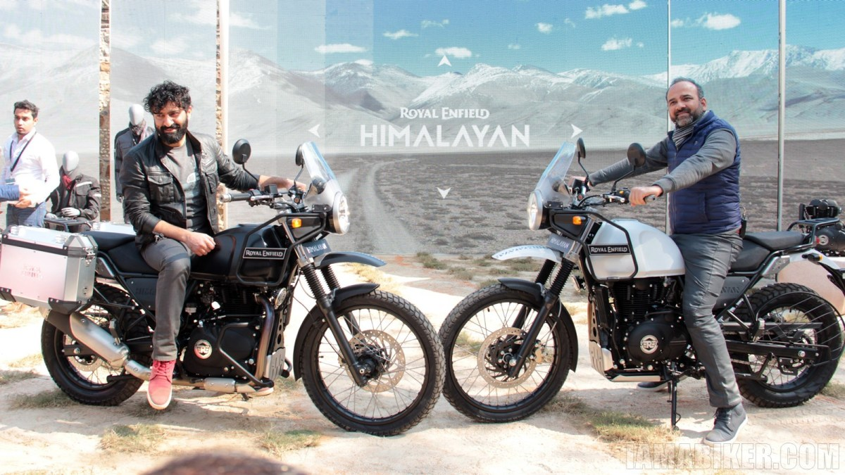 Royal Enfield Himalayan price announced