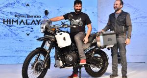 Royal Enfield launches Himalayan