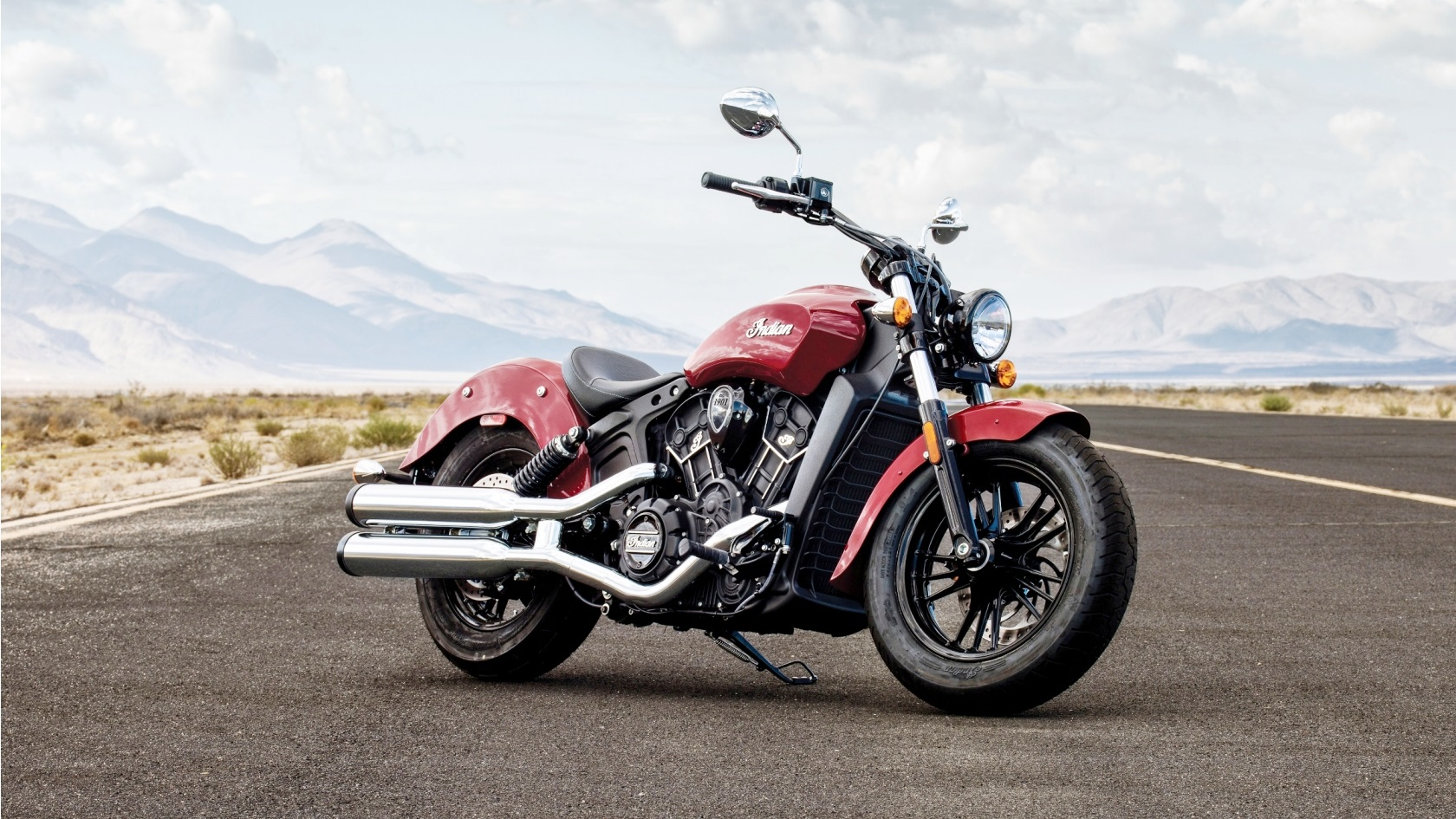 2016 Indian Scout Sixty launched in India