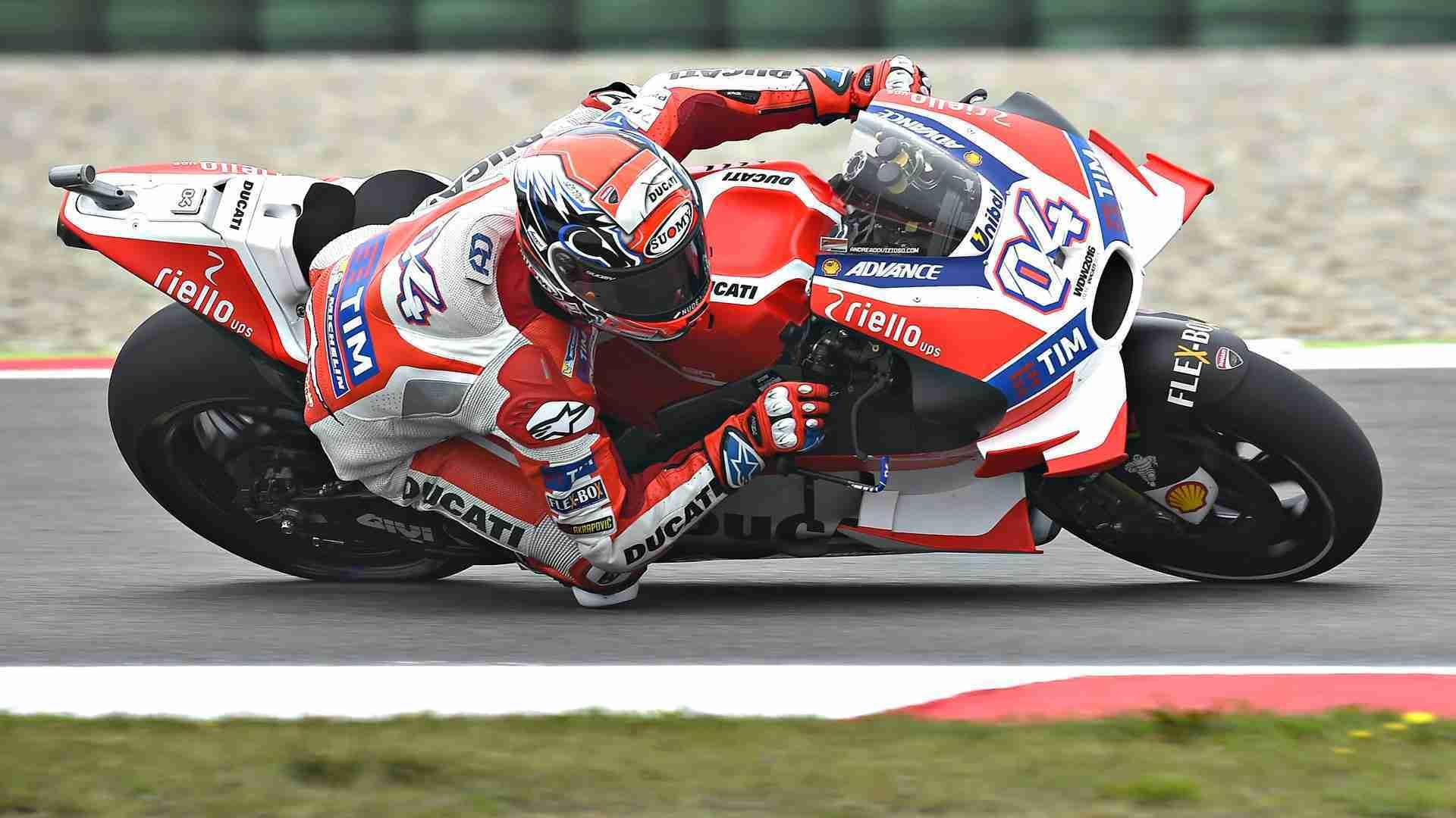 Andrea Dovisiozo - Ducati MotoGP
