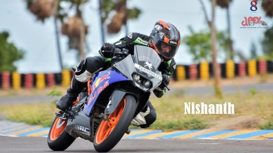 Apex Racing - Nishanth