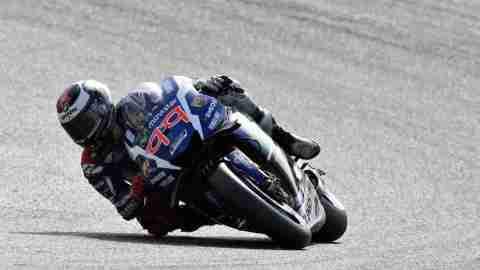 Jorge Lorenzo MotoGP Catalunya