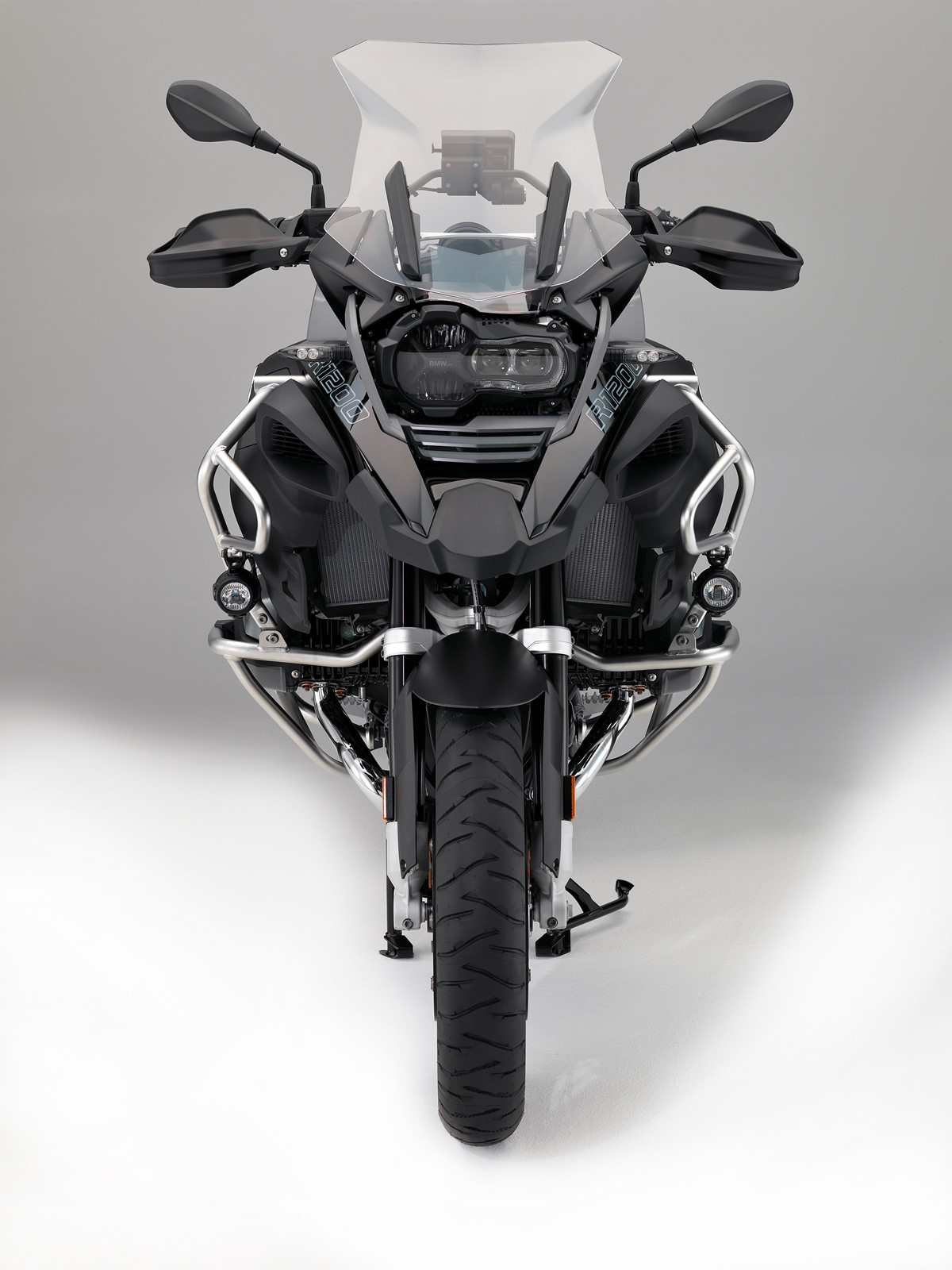 2017 BMW R1200 GS front
