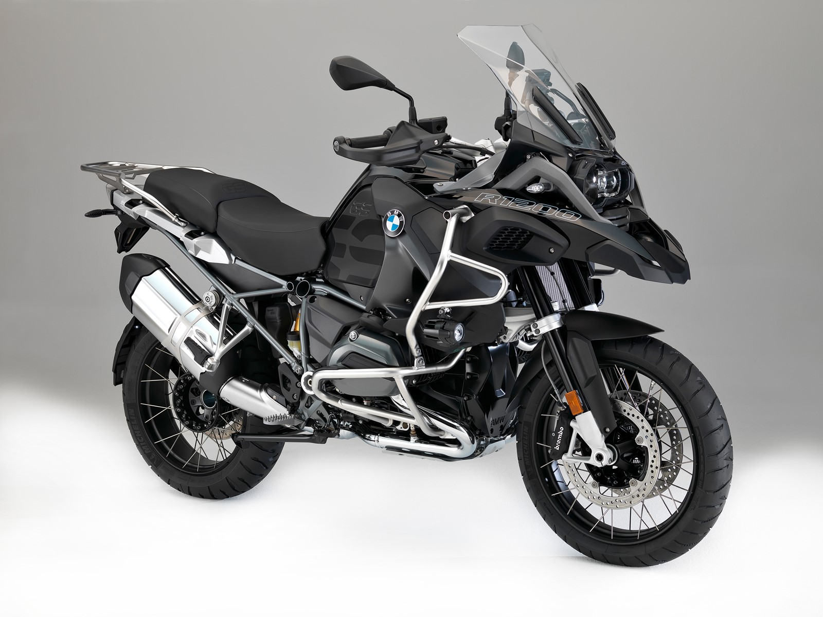 2017 BMW R1200 GS right side