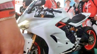 2017 Ducati SuperSport at World Ducati Week
