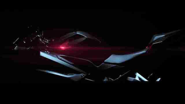 2017 Honda CBR 250RR teaser