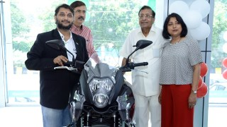 DSK Benelli Jalandhar showroom