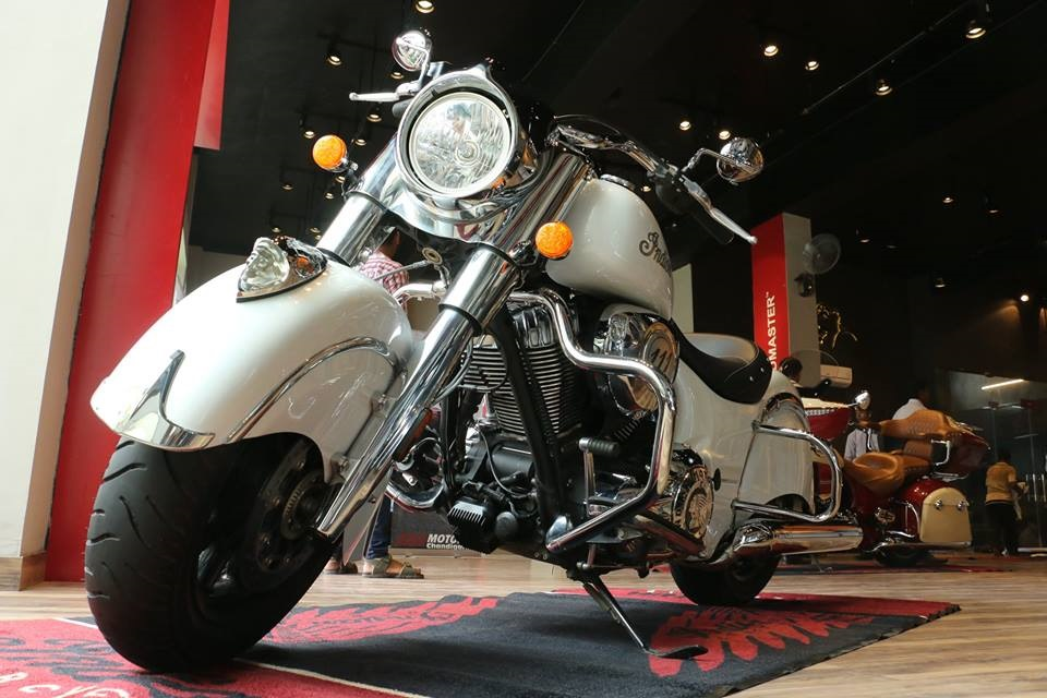 Indian Motorcycles Chandigarh dealership