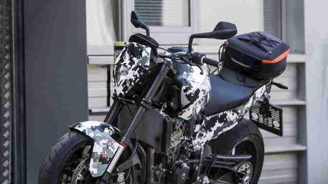 KTM 800cc Duke