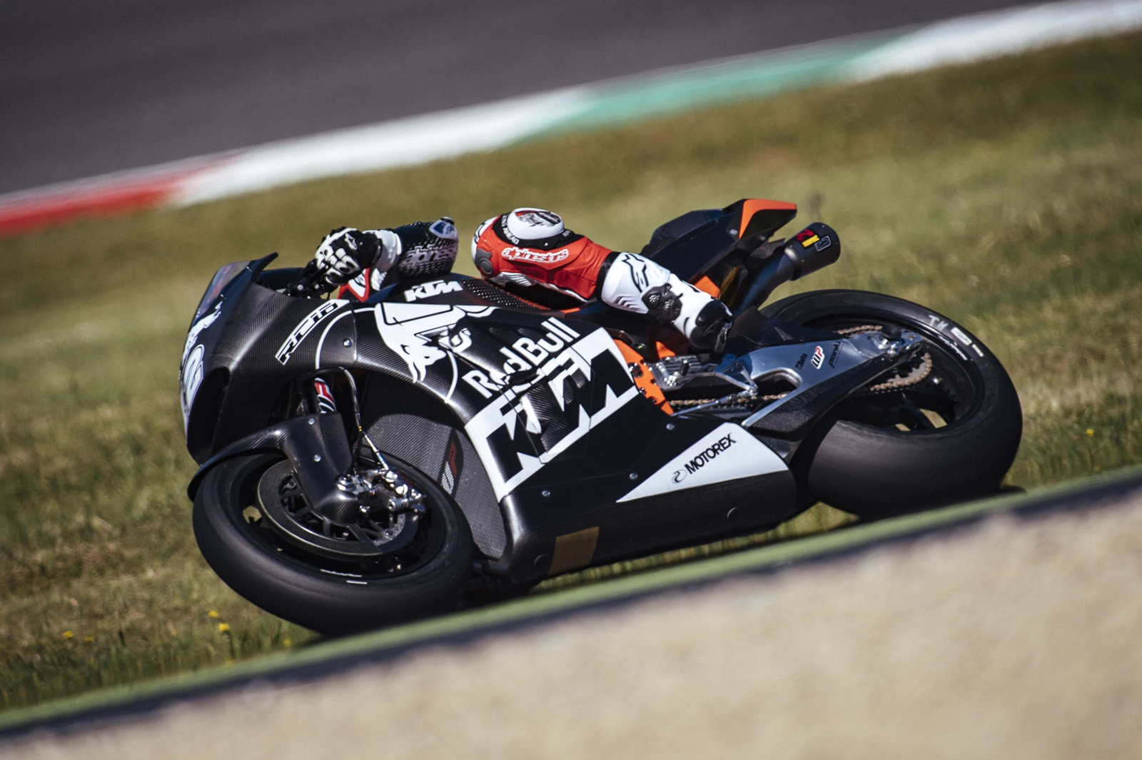 KTM RC16 MotoGP bike