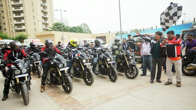 Mahindra Mojo Mountain Trail