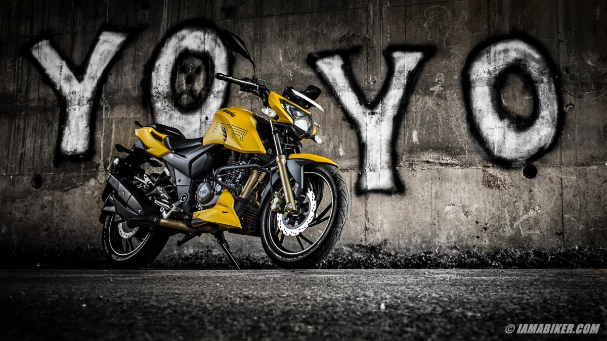 Apache RTR 200 HD wallpapers - (1)