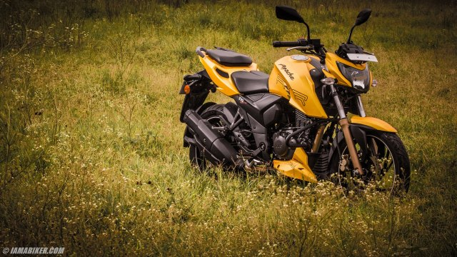 Apache RTR 200 HD wallpapers - (8)