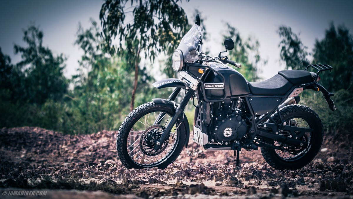 Royal Enfield Himalayan HD wallpapers - (4)