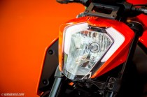 KTM Duke 250 led head light