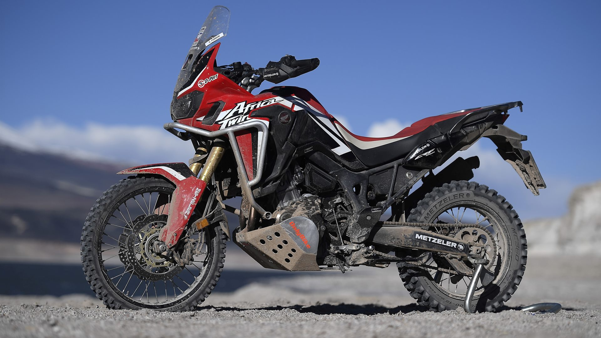 Honda CRF1000L Africa Twin DCT India