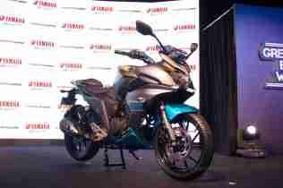 Yamaha Fazer 25 images
