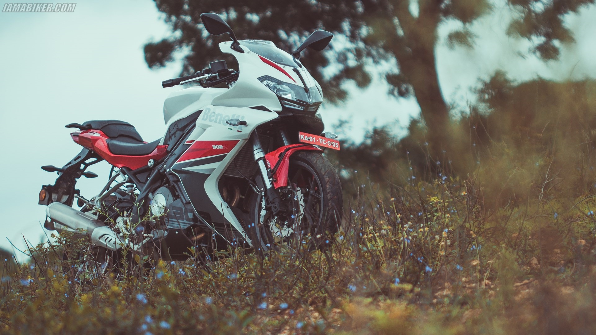 Benelli 302R HD Wallpapers