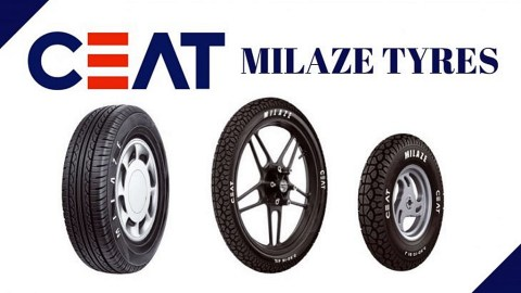 CEAT tyres launches Milaze X3
