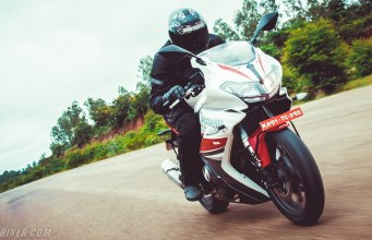 Review DSK Benelli 302R