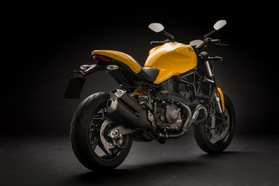 2018 Ducati Moster 821