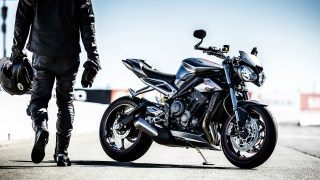 2018 Triumph Street Triple RS HD wallpaper