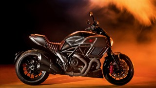 Ducati Diavel Diesel limited edition India