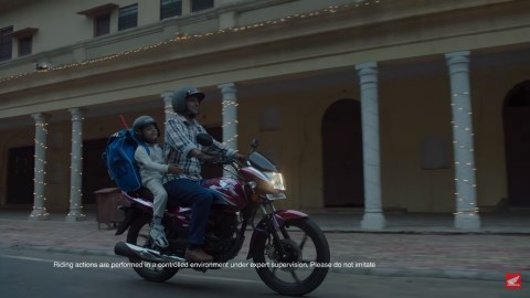 Honda CB Shine gets a new ad campaign