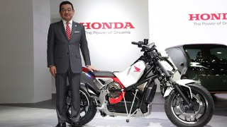 Honda Riding Assist e