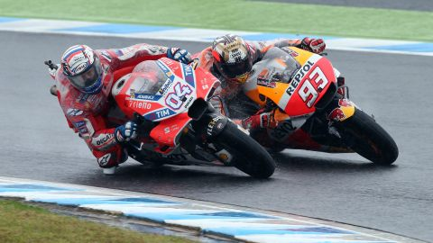 MotoGP Motegi Japan 2017 race report
