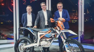 New KTM FREERIDE E-XC