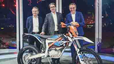 New KTM FREERIDE E-XC