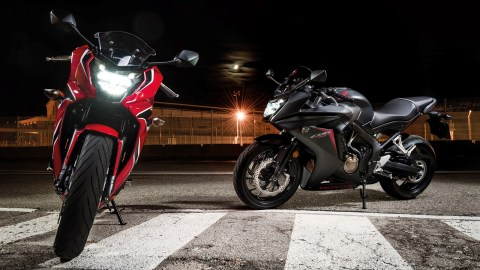 New updated Honda CBR 650F bookings open in India