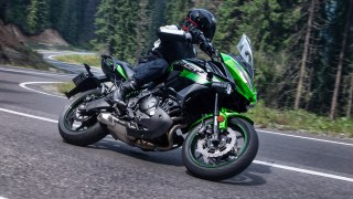 2018 Kawasaki Versys 650 reaches India