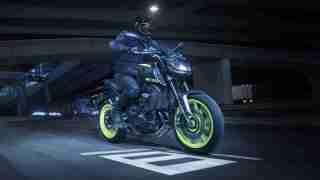 2018 Yamaha MT-09 images