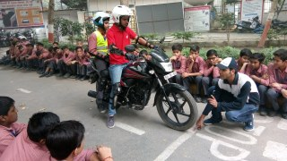 Children's Day with special safety campaign by Honda - Road Safety Education