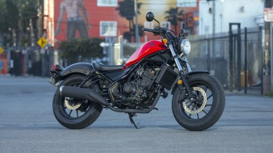 Honda Rebel 300 India images